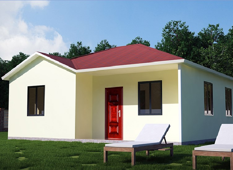 Morden prefab house for sale