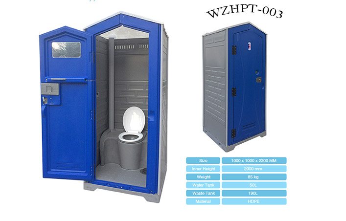 Chinese Portable Toilet Restrooms