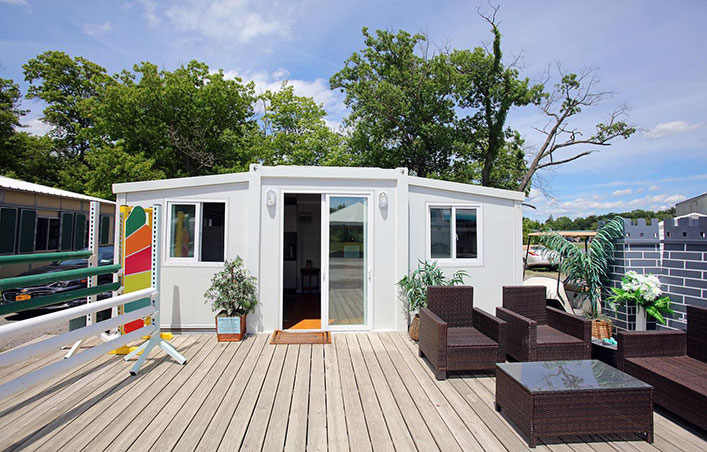 Customed Expandable Container House