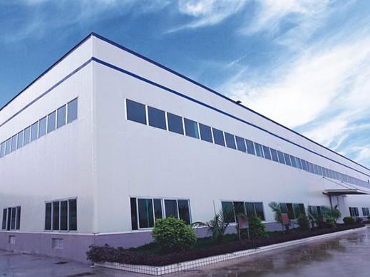 Congratulations: The Completion of new steel structure workshop of JK Group