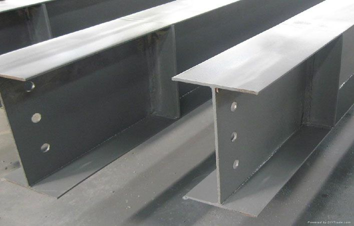 Hot rolled steel beam